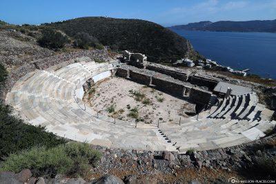 An amphitheatre