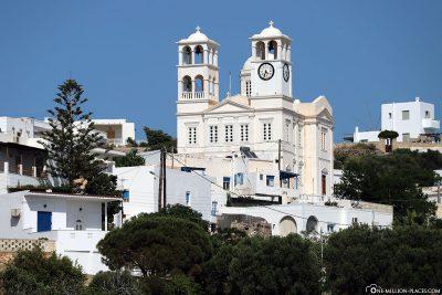 The Church of Tripiti