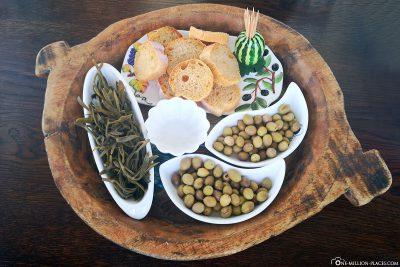 Greek specialities