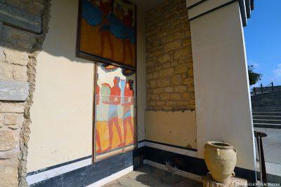 Water carrier Fresco