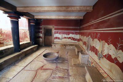 Throne Room of Knossos