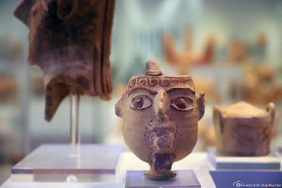 Minoan artifact