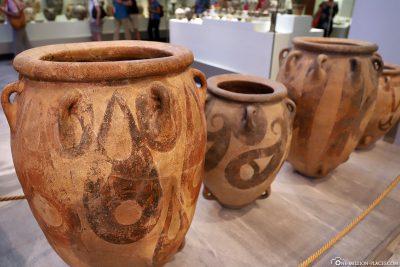 Minoan vessels