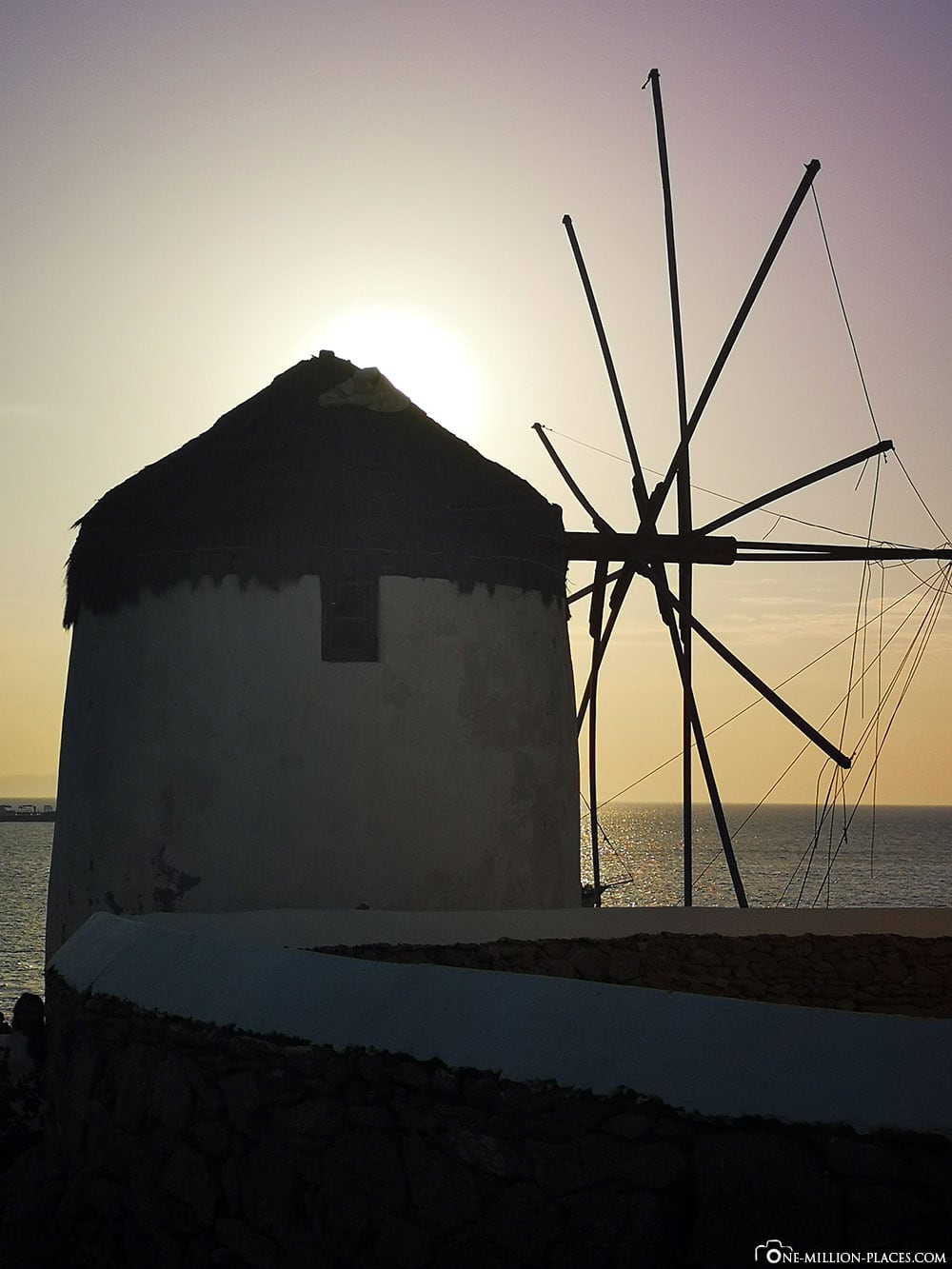 Windmills, Kato Mili, Mykonos, Chora, City, Streets, Attractions, Pictures, Travel Blog