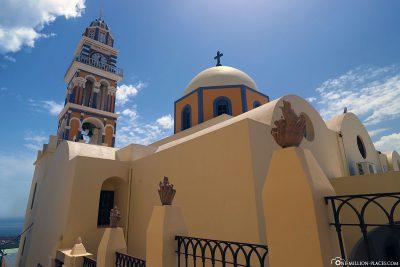 The Catholic Cathedral of Saint John