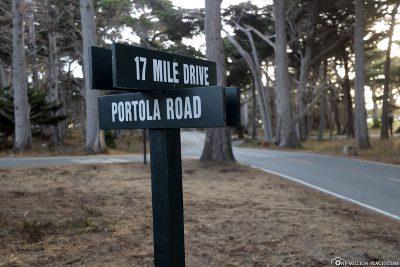 Der 17-Mile Drive