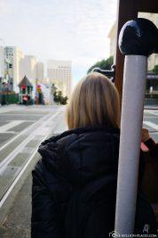 So fährt man am besten mit der Cable Car