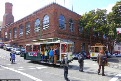 Das Cable Car Museum