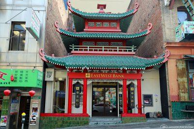 Old Chinatown Telephone Exchange