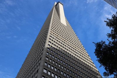 Die Transamerica Pyramid