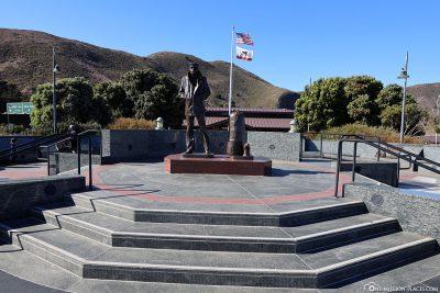 The Golden Gate Bridge Vista Point