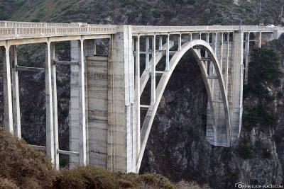 Die Bixby Brücke