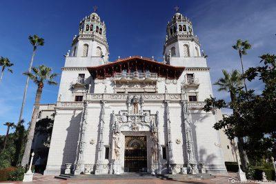 Das Haupthaus Casa Grande
