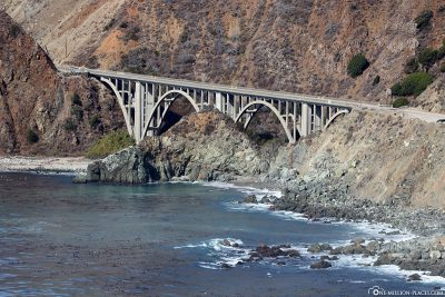 The beautiful bridges on Highway 1
