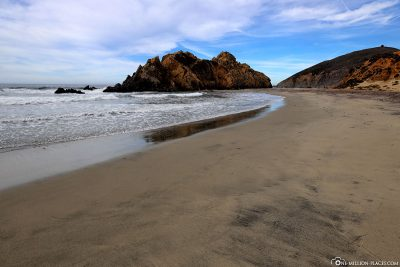 Der Pfeiffer Beach