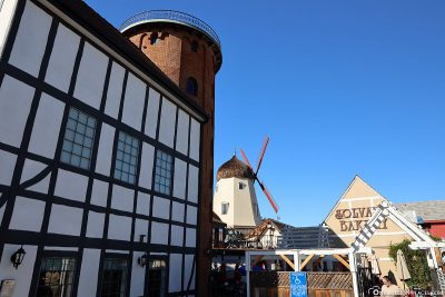 Rundetårn & Windmühle