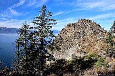 Der Cave Rock