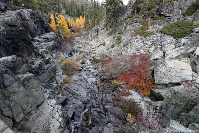 Die Schlucht der Eagle Falls