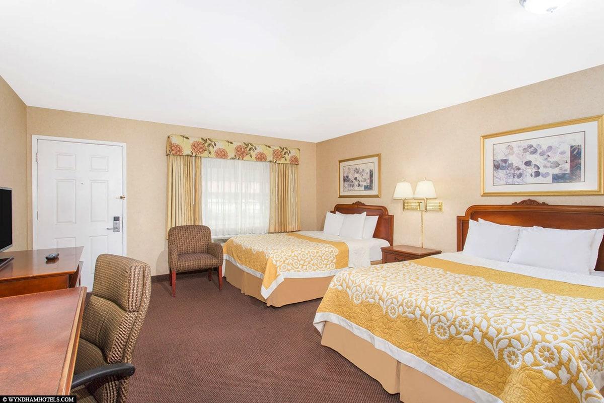 Zimmer, Hotel, Days Inn Monterey Fisherman's Wharf/Aquarium