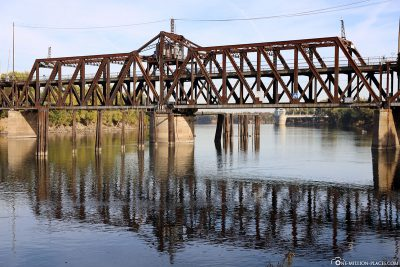 Die I Street Bridge