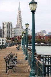 Der schönste Pier in San Francisco
