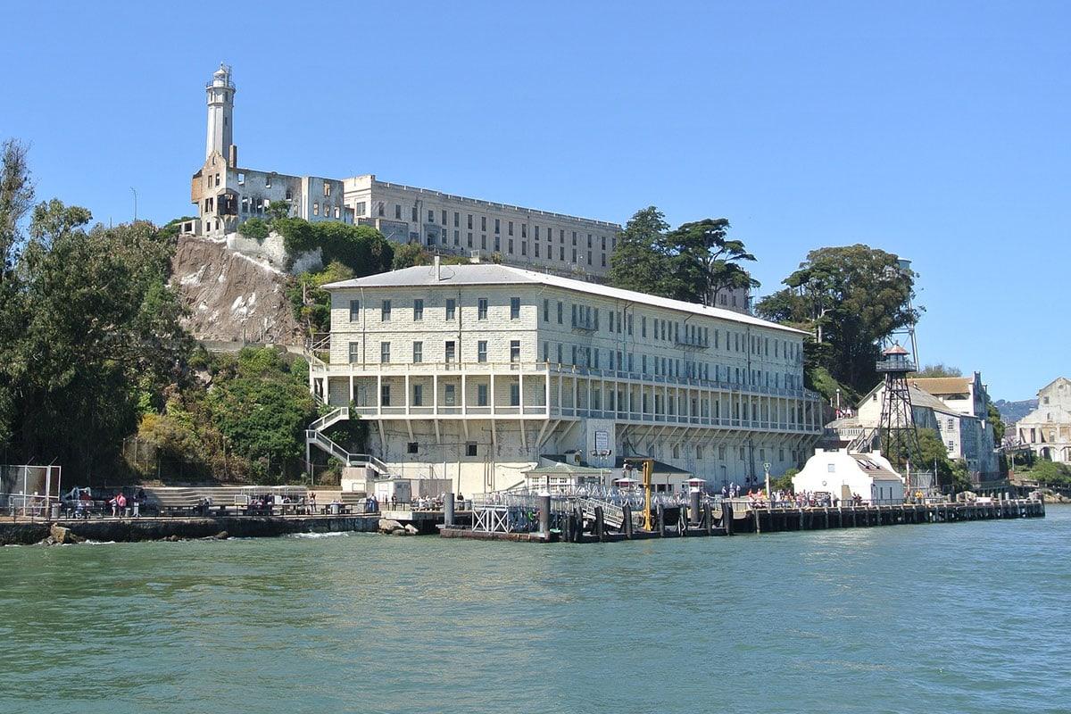 Alcatraz, Gefängnisinsel, Hochsicherheitsgefängnis, Tagestour, Ausflug, Alcatraz Cruises, San Francisco, Kalifornien, USA, Reisebericht