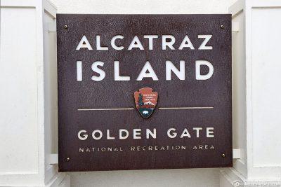 Willkommen auf Alcatraz