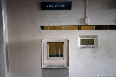 Das Besucherfenster