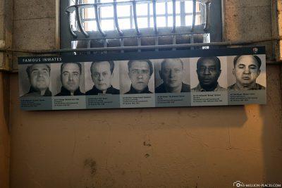 Die berühmtesten Insassen von Alcatraz