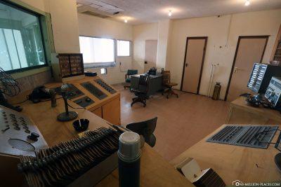 Die Wachzentrale
