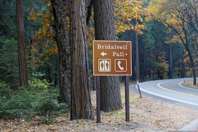 Signpost to the Bridalveil Case