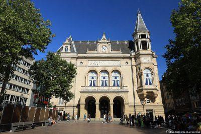 Das Cercle Municipal