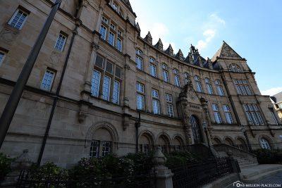 Das Bank Museum Luxemburg
