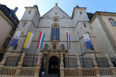 Historische Hauptfassade von 1621