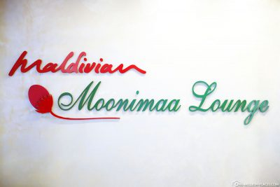 Die Maldivian Moonimaa Lounge