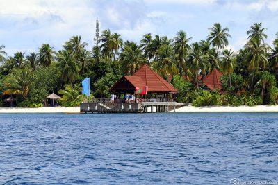 The Robinson Club boat pier