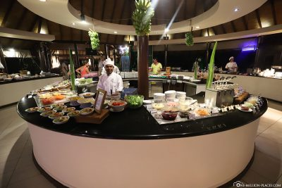 ROBINSON Club Maldives Main Restaurant