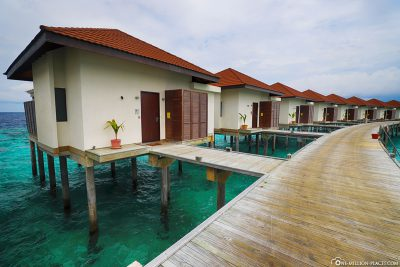 The waterlifts with private pool (BUM3)