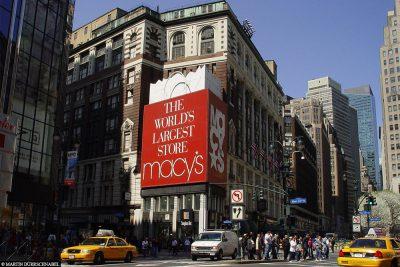 Macy's Herald Square New York