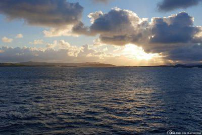Fahrt mit AIDAsol nach Stavanger