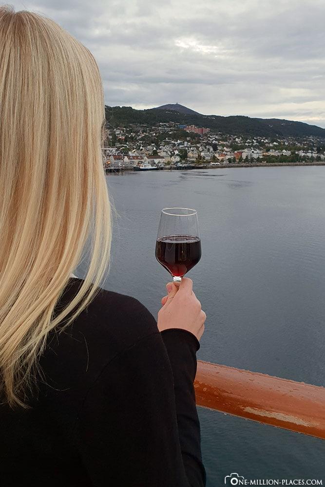 Leinen Los, Molde, AIDA, Cruise