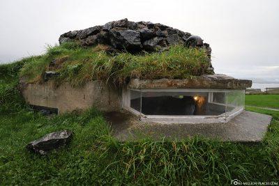Bunker im Bud Museum