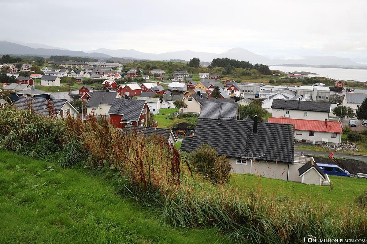 Bud, Molde. Norwegen, Stadt