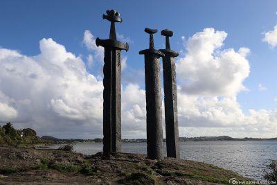 Die 3 Schwerter im Felsen