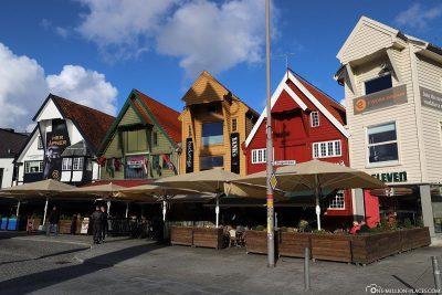 Die Speicherhäuser am Skagenkaien