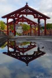 The Bridge Gamle Bybro