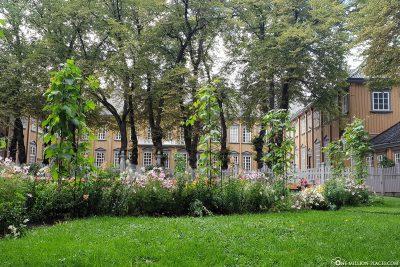 Der Stiftsgårdenpark