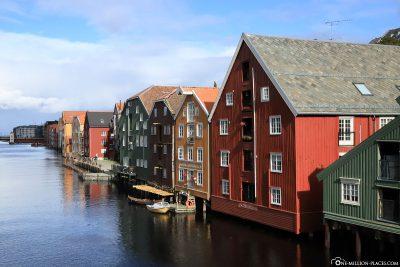 Die Speicherstadt Bakklandet