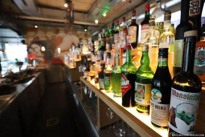 The Cinchona Bar