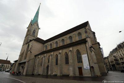 Die Kirche Fraumünster